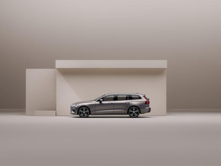 Volvo V60 Recharge T6 plug-in hybrid SE AWD
