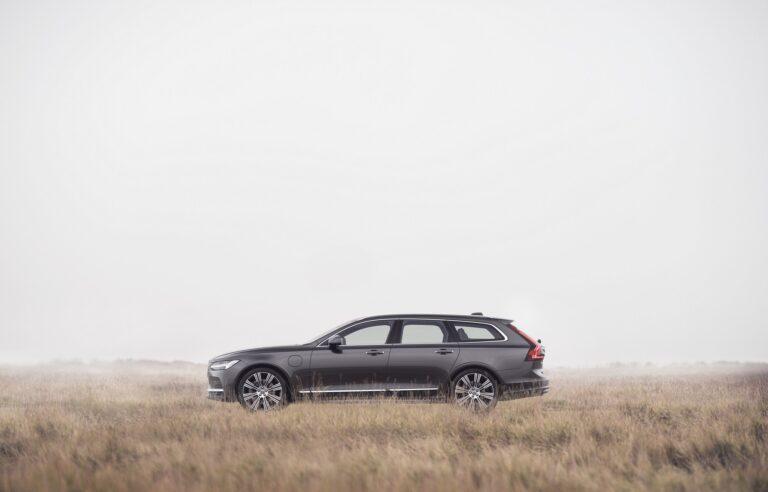 Volvo V90 Recharge Plug-in Hybrid T6 AWD SE