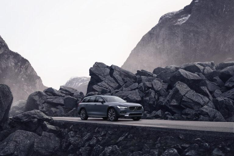 Volvo V90 Cross Country Edition